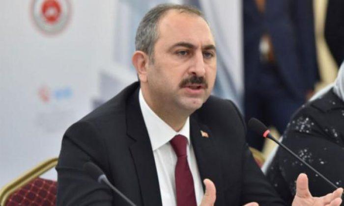 Adalet Bakanı Gül açıkladı: 13 bin 202 yeni personel alıyoruz