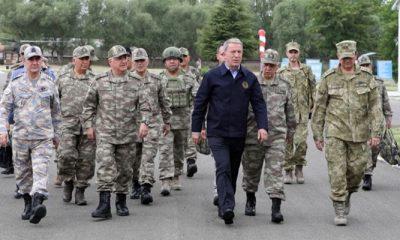 Akar: Azerbaycanlı kardeşlerimizin yanlarındayız