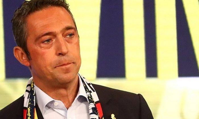 Fenerbahçe'de başkan Ali Koç yeniden başkanlığa seçildi