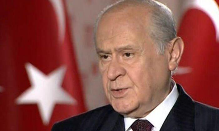 MHP Lideri Bahçeli : 'HDP kapatılsın' Bölücülüğe mihmandarlık yapmanın bedelini Ödemelidir