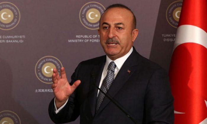 Bakan Çavuşoğlu: Korkak terör örgütü 13 masum vatandaşımızı kalleşçe öldürdü