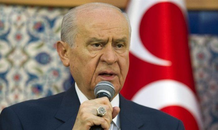 MHP Lideri Devlet Bahçeli: Bayram barıştır, bağışlamadır, hatırlamadır, hoşgörüdür