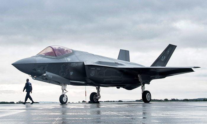 Türkiye'den F-35 adımı! Anlaşma sağlandı