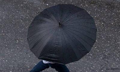 Metrekareye 75 kg yağmur düşecek!