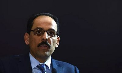 İbrahim Kalın'dan AB'nin HDP açıklamasına tepki