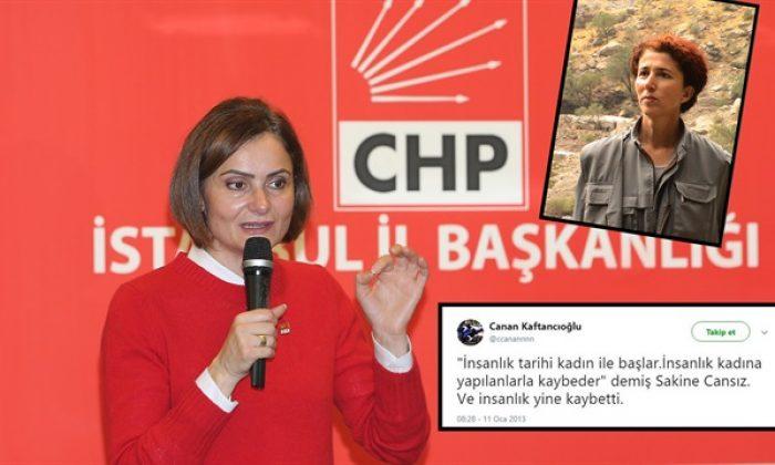 Cumhurbaşkanı Erdoğan'dan, Kaftancıoğlu'na 500 bin liralık tazminat davası