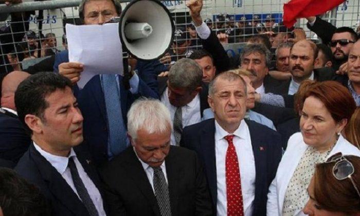 İP Genel Başkanı Akşener: Marmara Denizi'ne dökülen atık suların tamamı ileri biyolojik arıtmadan geçmeli
