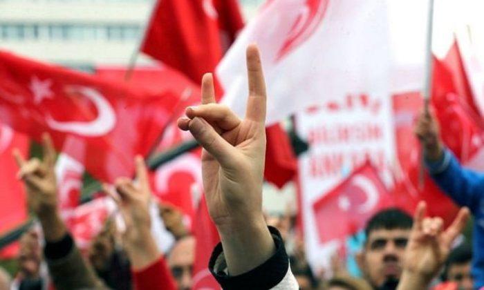 MHP`Li Asenalar 'Türkiye'nin Asli Gücü Analar Bacılar Kurultayı' Buluşması