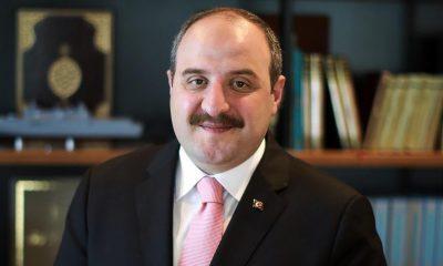 Bakan Varank: Bor karbür seramiklerinde dünyada 3 üreticiden biri Türkiye