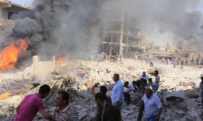 BM'den Suriyeli mülteci açıklaması