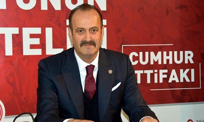 MHP'li Osmanağaoğlu: O pulları kendilerine yalatacağımızı da iyi bilmelidirler!