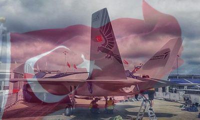 Türkiye'nin ilk milli ve yerli savaş uçağı görücüye çıktı
