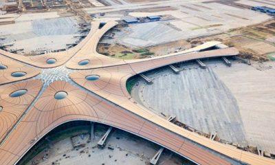 İşte dünyanın en büyük havalimanı
