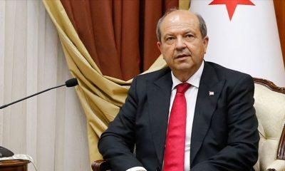 Tatar, Kıbrıs'ta kalıcı çözüm için KKTC'nin tanınması gerektiğini söyledi