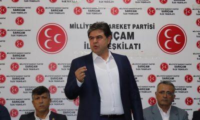 """MHP'li Bünyamin Avcı: """"Cumhur İttifakı'nın hedefi daha güçlü Türkiye"""""""