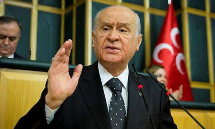 MHP Lideri Bahçeli'den Kılıçdaroğlu'na tepki: Öz İtibariyle Türk Milletine hıyanettir