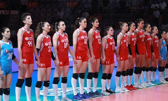 Filenin Sultanları yarı finalde Sırbistan'a 3-1 yenildi