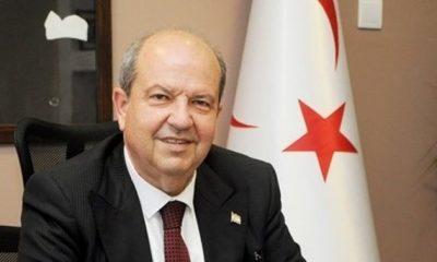 KKTC Cumhurbaşkanı Tatar sert çıktı! Sen kimin papağanısın?