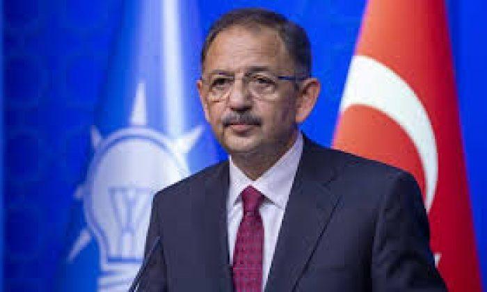 AK Parti'li Özhaseki: Gizli ortakları HDP'yi saklıyorlar