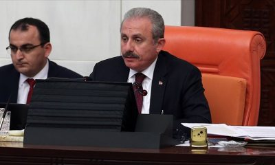 Meclis Başkanı Şentop'tan fezleke açıklaması