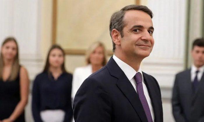 """Yunanistan Başbakanı Miçotakis'ten skandal sözler! """"Gerekirse uzatırız"""""""