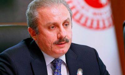 TBMM Başkanı Mustafa Şentop Kazakistan'a gitti