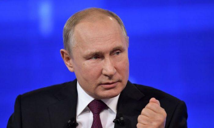 Putin uyardı: Tehlike var
