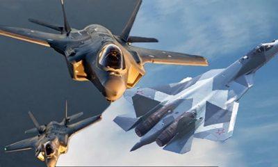 SU-57'mi F-35 mi? Hangisi daha iyi?