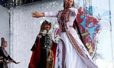 Tatar ve Başkurt Türkleri, Sabantuy Bayramı'nı kutladı