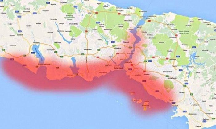 Büyük İstanbul depremini işaret etti!