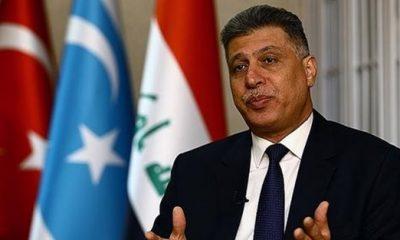 Erşat Salihi, Irak Türkmen Cephesi başkanlığından istifa etti