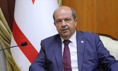 KKTC Cumhurbaşkanı Tatar: Avrupa Birliği'nin Kıbrıs tutumu endişe verici