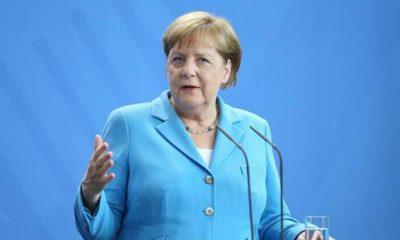 Merkel'den Yunanistan ve Ermenistan'ı yıkan 'Türkiye' açıklaması