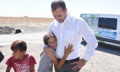 Silivri Belediye Başkanı'ndan 22 bin çocuğa bayramlık