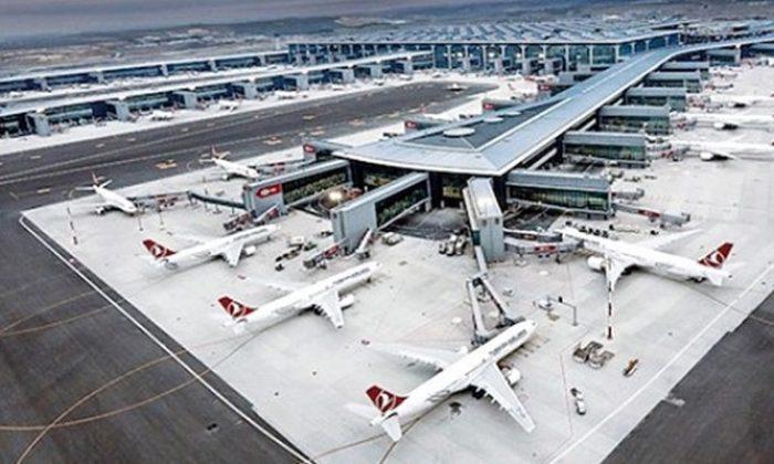 İstanbul Havalimanı Avrupa' nın gözdesi