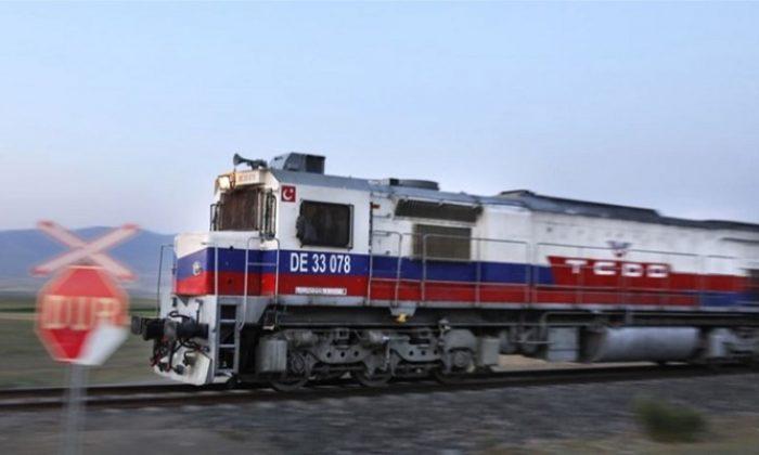 Çin'e yapılan bor ihracatında ilk tren yarın yola çıkacak