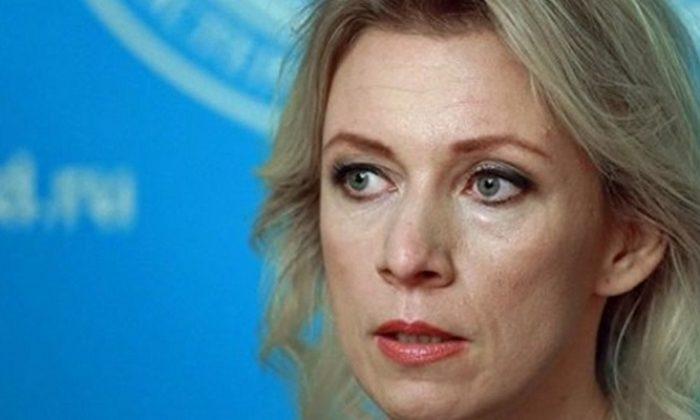 Zaharova, ülkesinin Taliban yetkilileri ile neden temas kurduğunu açıkladı