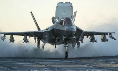 Dünya gündemini alt üst eden F-35 raporu! ABD'nin BAE planı ifşa oldu