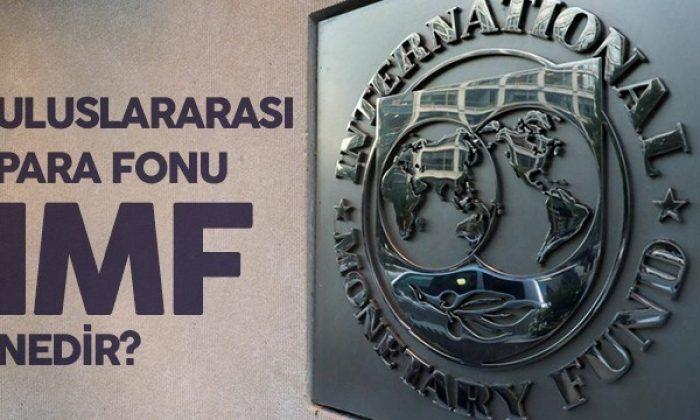 IMF'nin dış borçlanma tavsiyesini reddetti 'Türkiye'nin izinden gidiyoruz'