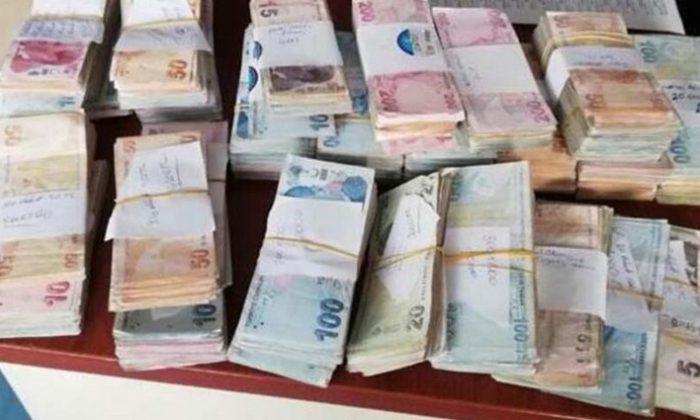 Aylık 1350 lira maaşla hesaplarını kiraladılar…