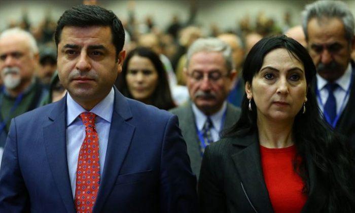 Eski HDP'li Selahattin Demirtaş'a hapis cezası