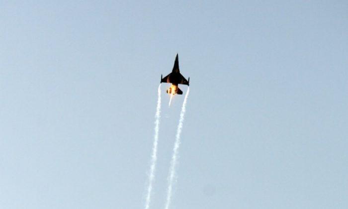 Çin'den tehlikeli hareket! 12 savaş uçağı komşu semalarda