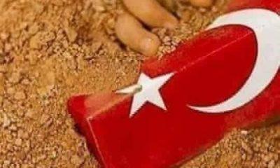 Şırnak'ta hain terör örgütü ile girilen çatışmada bir askerimiz şehit oldu