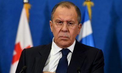 Lavrov: Batı ve AB'nin yaptırımlarını cevapsız bırakmayacağız