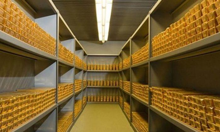 Altın rezervlerinde tüm zamanların rekoru kırıldı