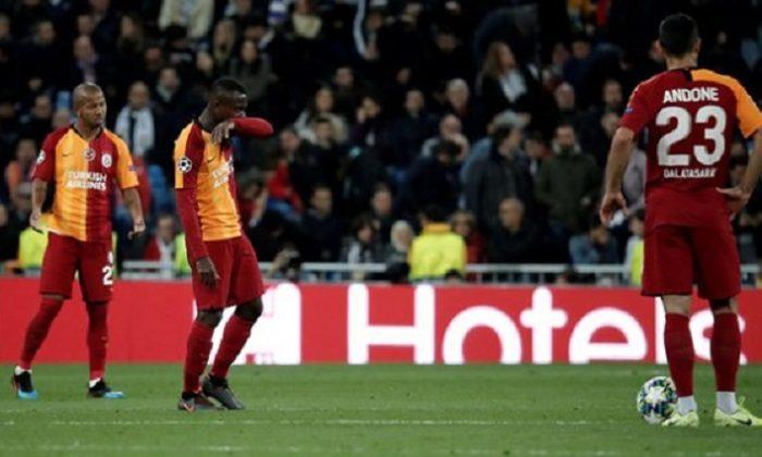 Galatasaray'a şampiyonluk yolunda ağır yara! Galibiyet serisi başkentte bitti