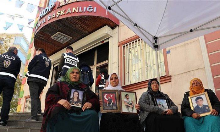 Evlat Nöbetine Pusu! PKK'lılar evimin penceresinin altında pusu kurdu