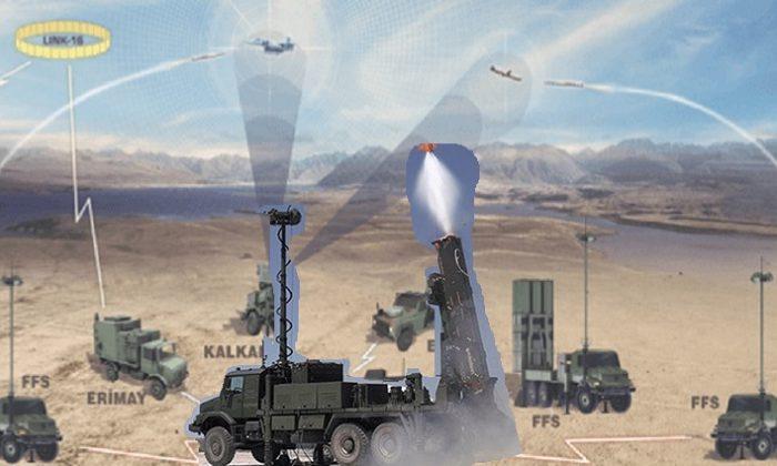 Milli hava savunma sistemi Hisar için eğitimler başladı