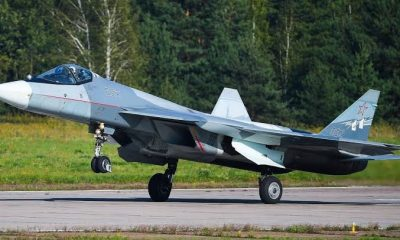 Su-57'lere çok konuşulacak özellik