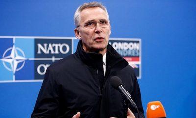 Stoltenberg: NATO zirvesinde ortaklığımıza bağlılığımızı somut kararlar vasıtasıyla göstereceğiz